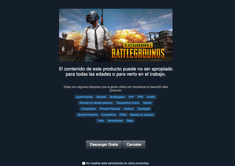 Descargar Playerunknown S Battlegrounds Pubg Gratis En Steam