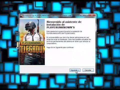 Descargar Playerunknown's Battlegrounds Para Pc | 2018 | !!!NUEVO METODO!!!! Descargar PUBG - Juegos Gratis Online