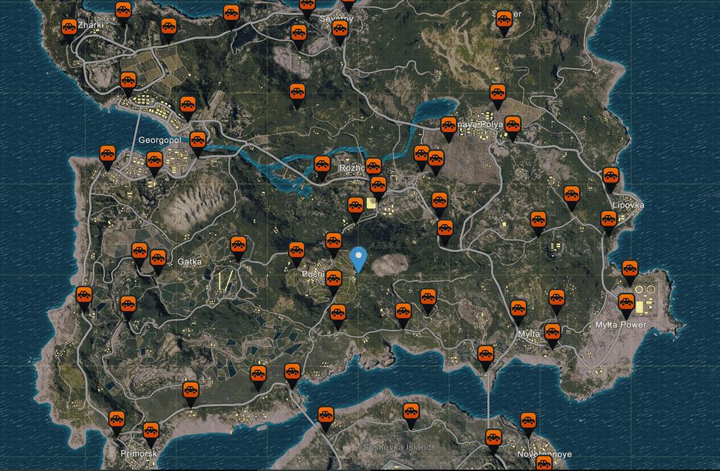 mapa pubg 10 consejos guia