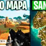 nuevo mapa sanhok imagen portada