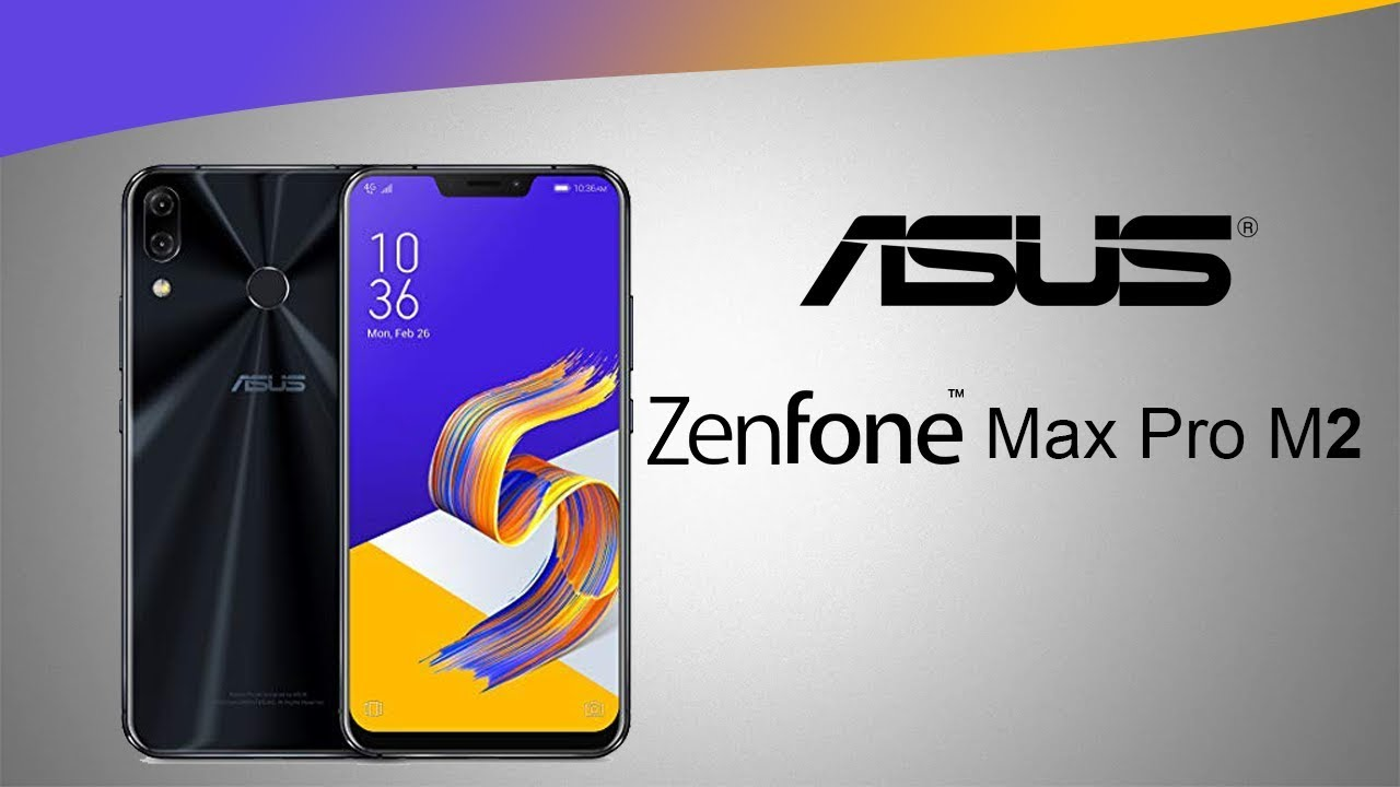 Asus Zenfone Max Pro M2 imagen