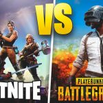 PUBG mobile vs FORTNITE portada