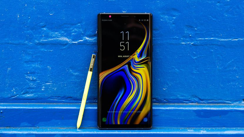 Samsung Galaxy Note 9 imagen