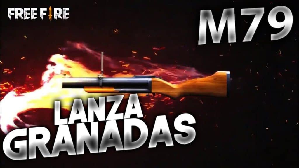 Lanzagranadas M79